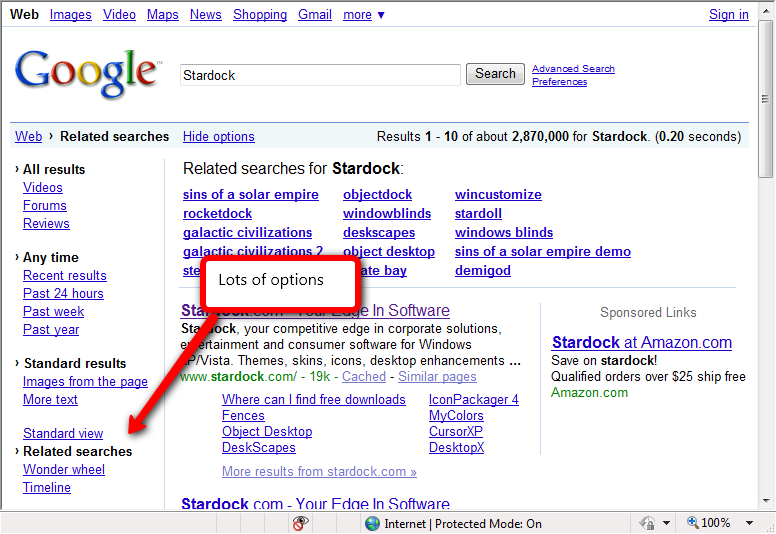 Bing Vs. Google: First Impressions