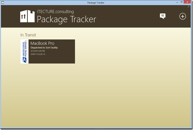 packagetracker