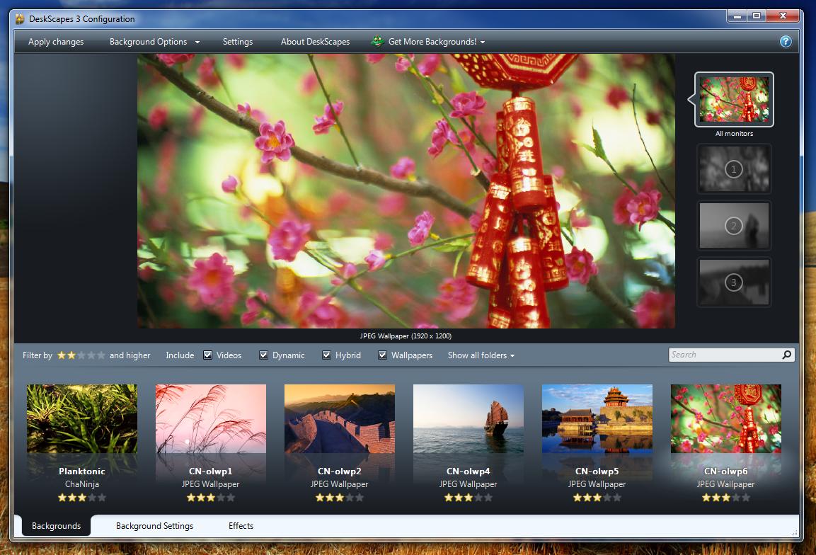 deskscapes free download full version