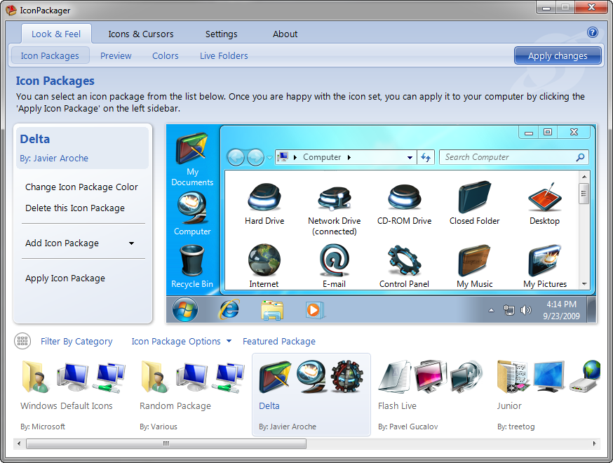 iconpackager 5.1 crack software codes