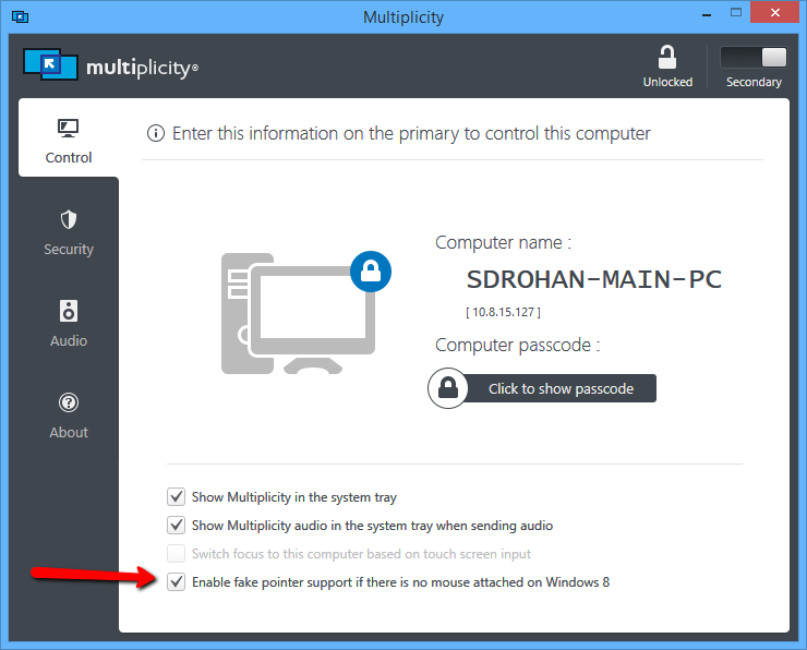 Multiplicity Support FAQ » Forum Post by Island Dog