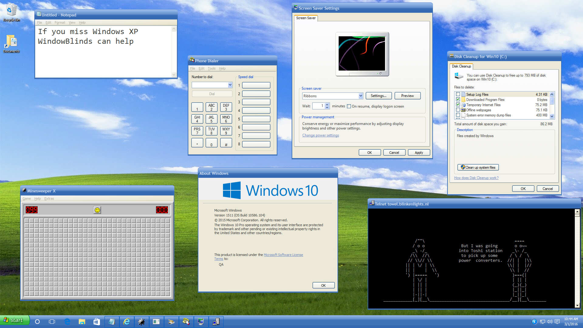 2006 Windows Xp Facelift By Choon Hian Relive The Good Old Days Of XP