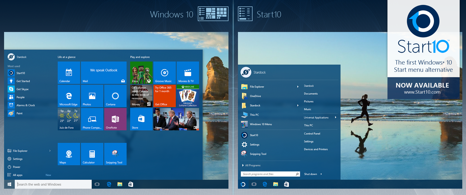 Stardock Brings the start menu back to Windows 10 with ...