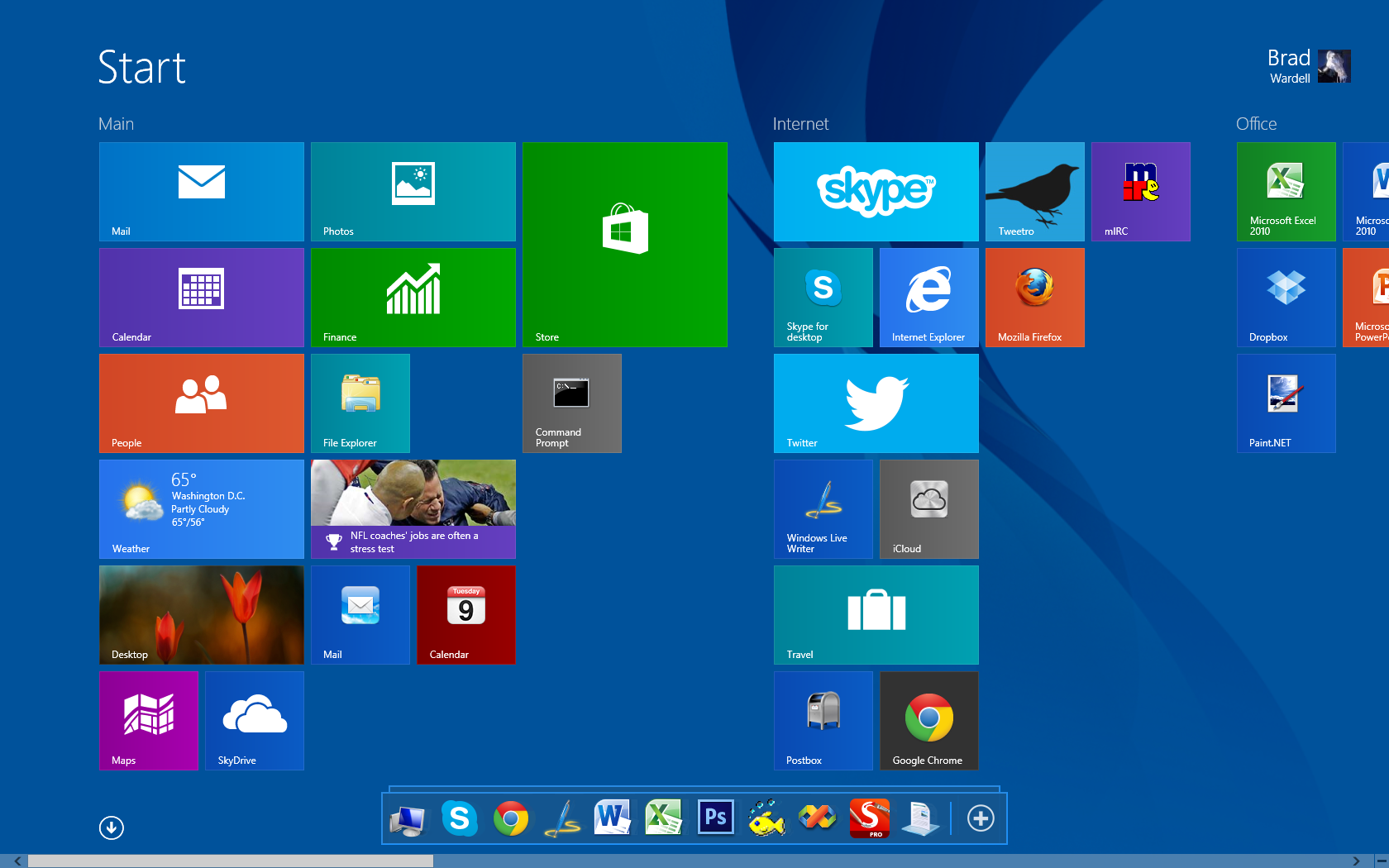 Add a quick launch bar to Windows 8 with Stardock\u0027s Launch8 » Forum