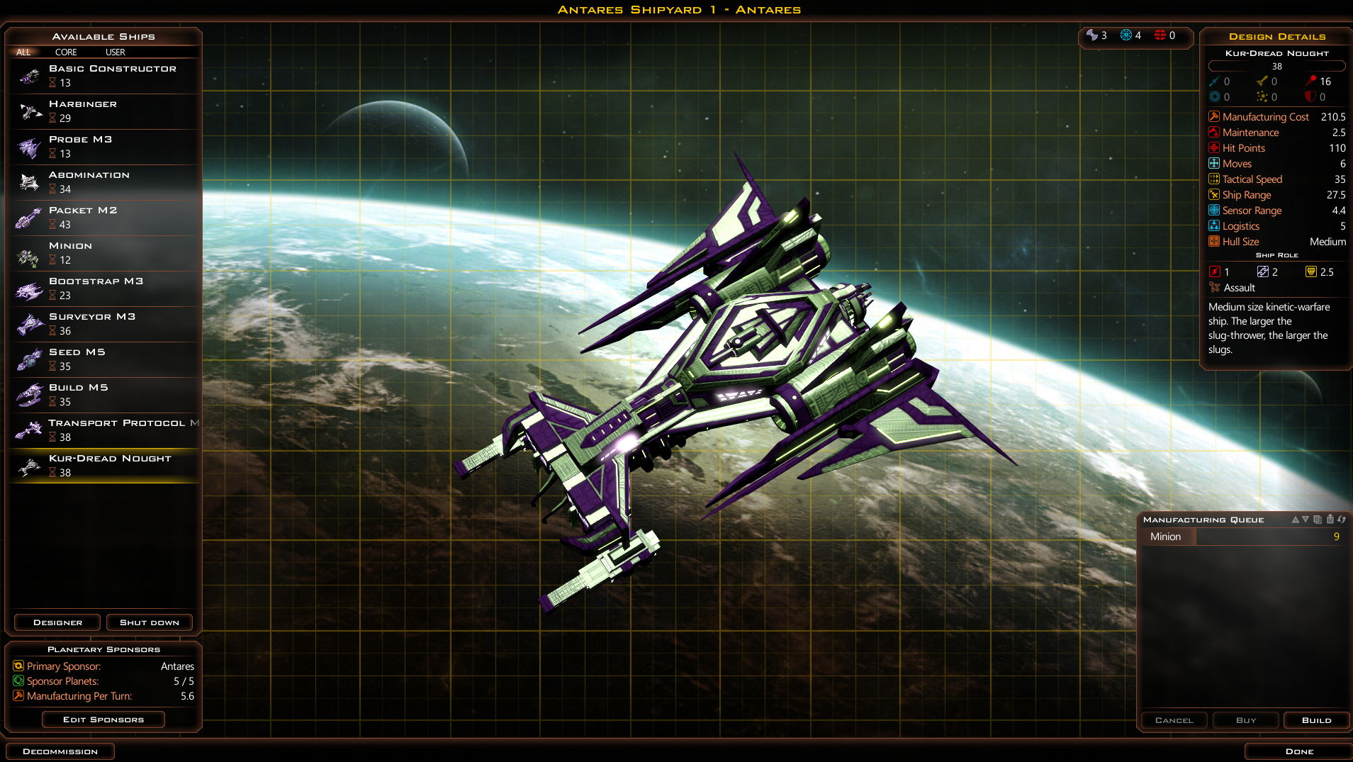 Galactic Civilization  Howw To Build Better Ships