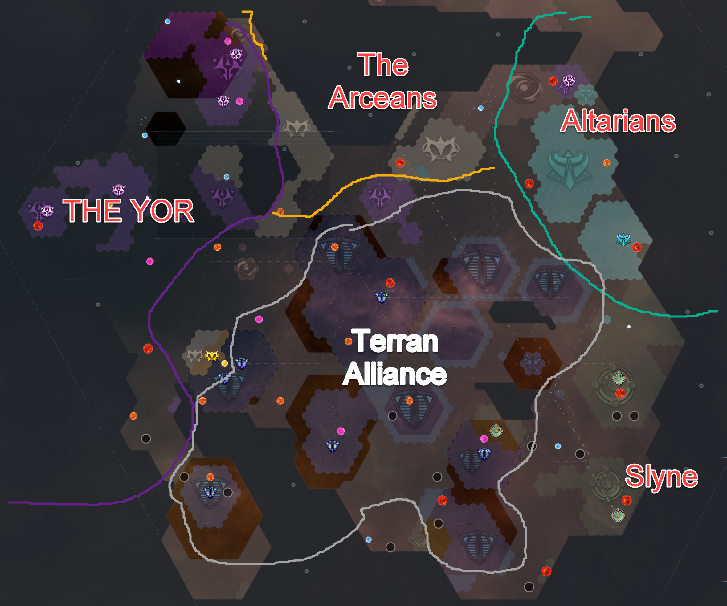 Most Powerful Building In Galactic Civiliatoins