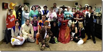 Stardock Halloween party 2012