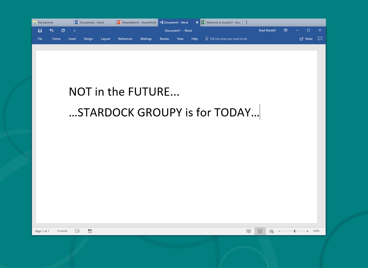 Stardock's Groupy may change the way we use the PC » Forum