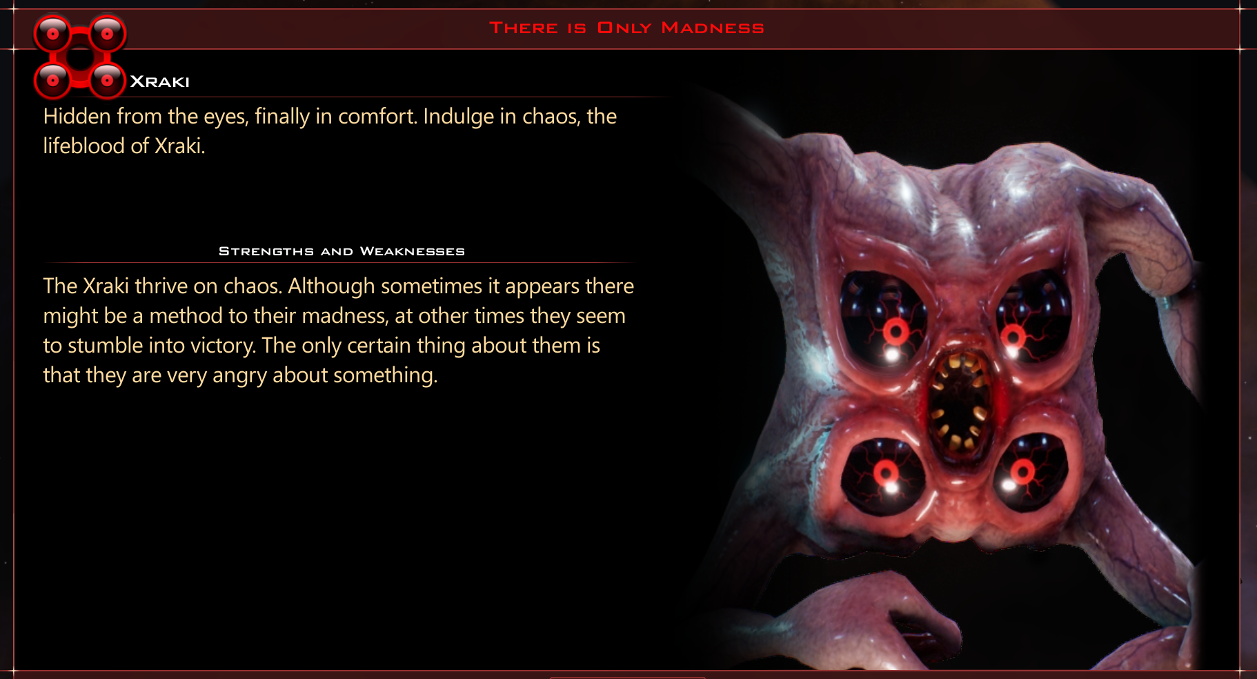 Villains of Star Control: Origins AAR - Xraki Chaos