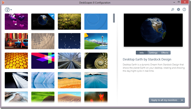 Animated Wallpapers For Windows 8 With Deskscapes Forum Post By Island Dog
