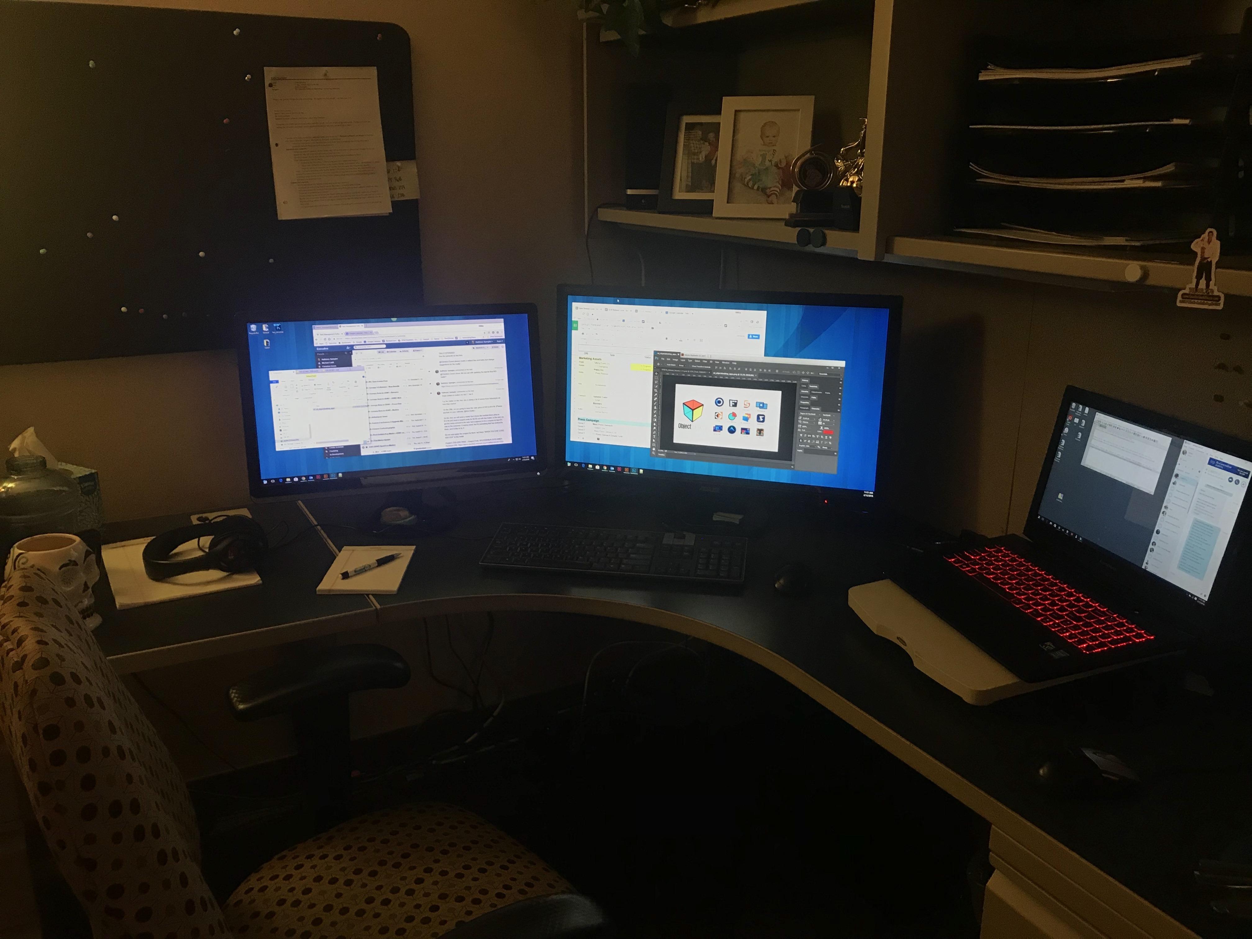 Katie's Desk
