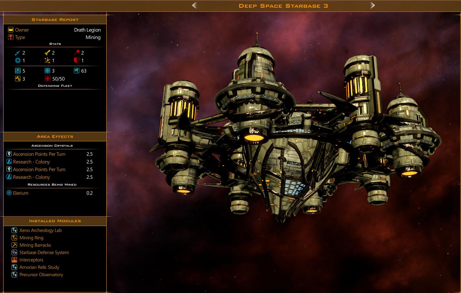 Journals: Galactic Civilizations III