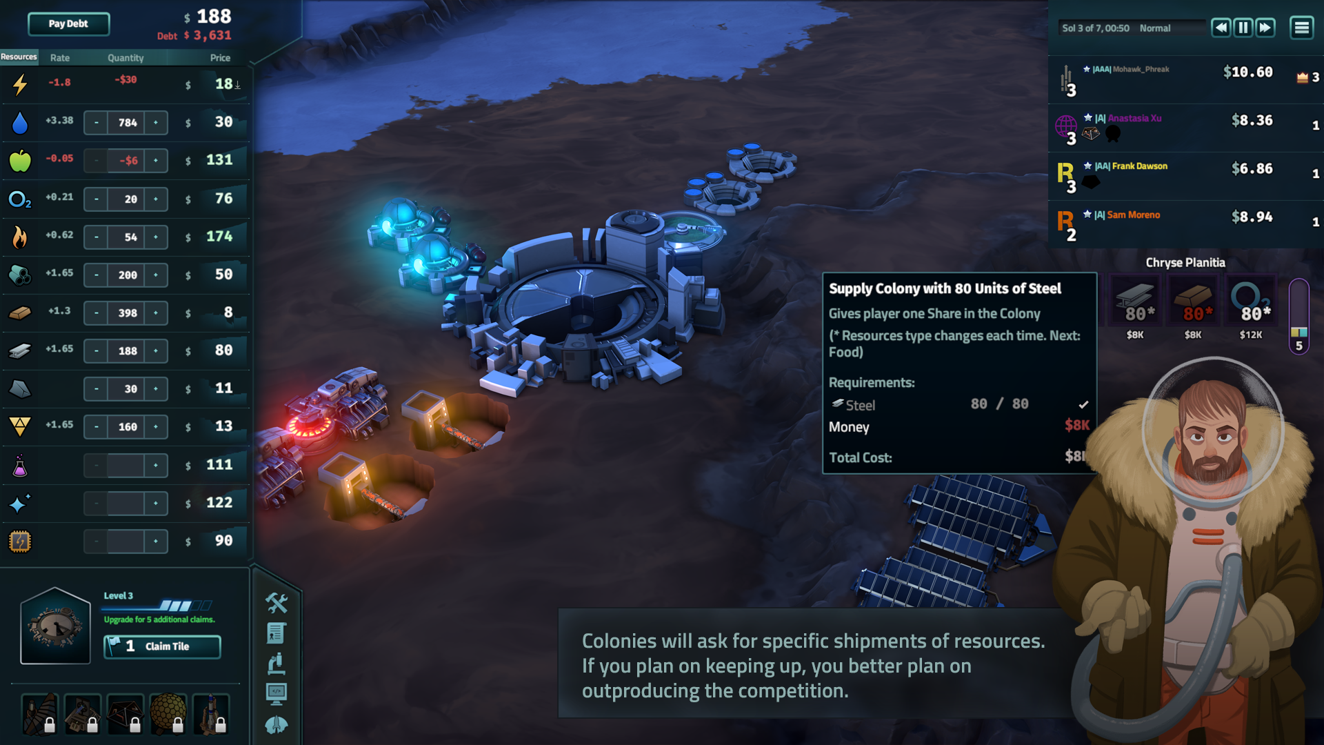 Image result for Offworld Trading Company 1920 x 1080