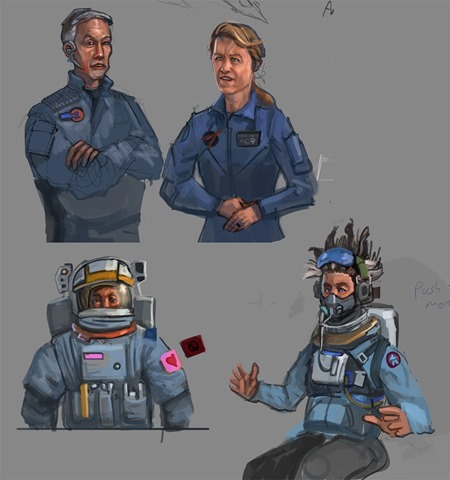 Human_Commander_Ideas
